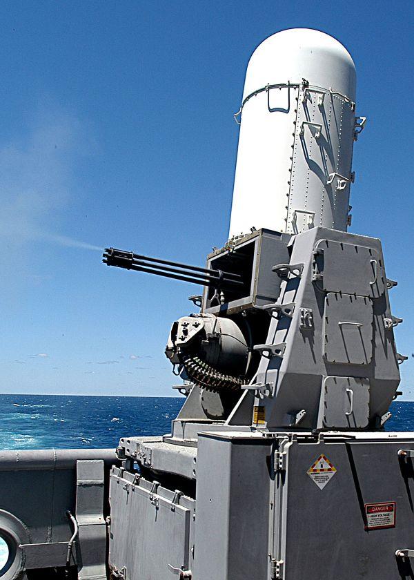 Closein weapon system Wikipedia