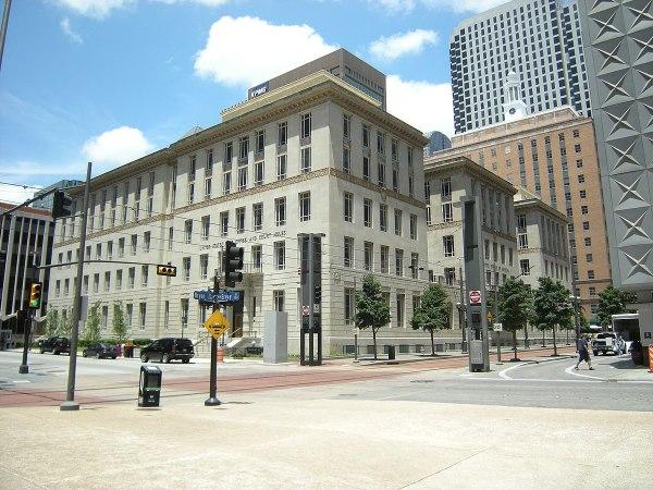 Post Office Dallas Texas