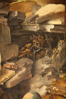 Apparizione della Vergine a san Bernardo Filippino Lippi