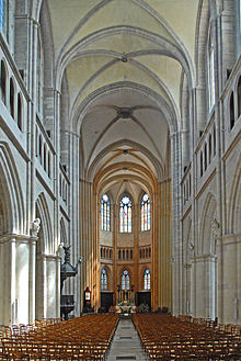 Cathdrale SaintBnigne de Dijon  Wikipdia