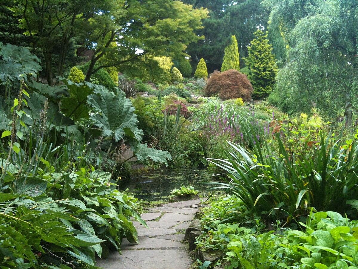 Fletcher Moss Botanical Garden Wikipedia