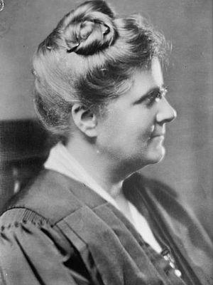 Florence Ellinwood Allen (1884 - 1966)