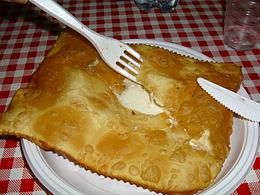 Focaccette al formaggio  Wikipedia