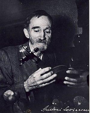 George Bacovia, romanian writer