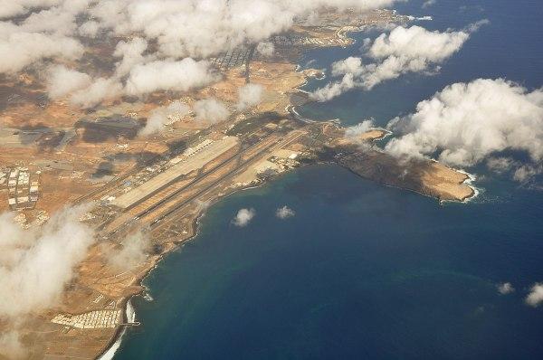 Gran Canaria Airport Wikipedia