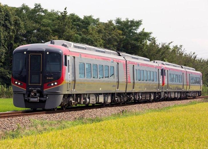 2600系団体臨時列車 高徳線 吉成-勝瑞間にて