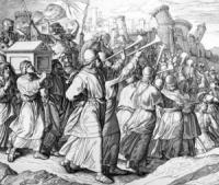 JSC the battle of Jericho