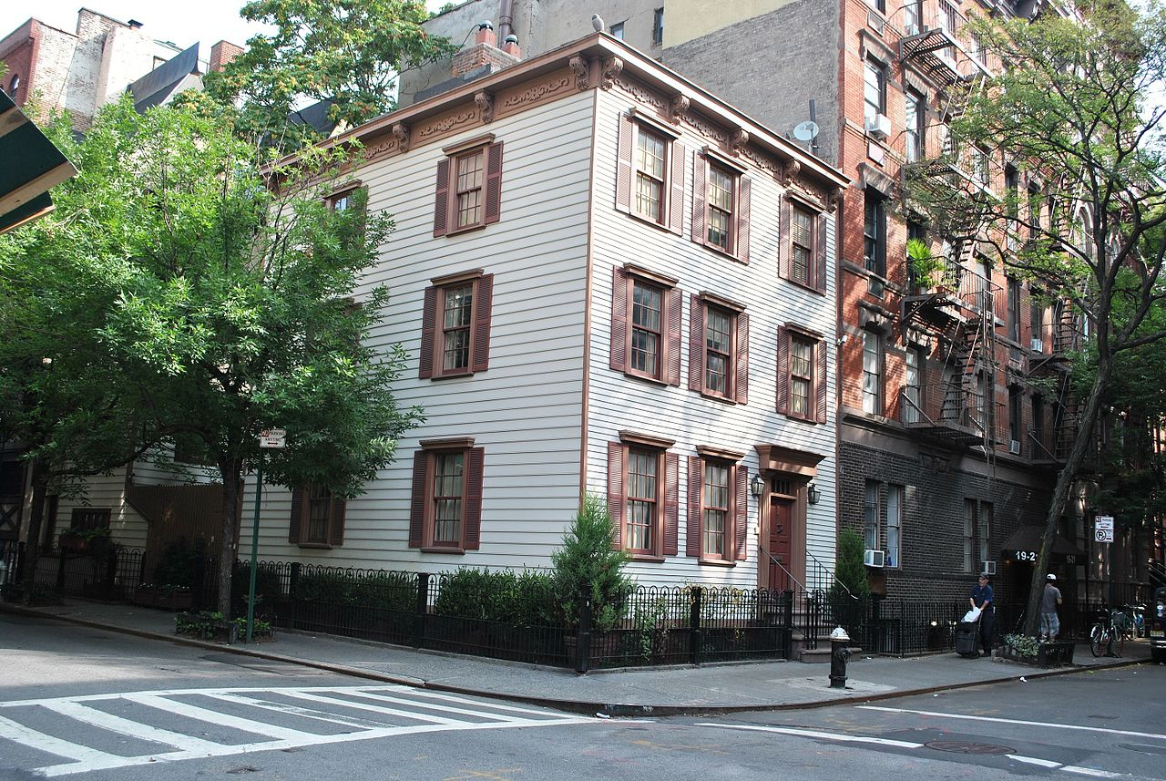 FileJames Baldwin House New York City NYjpg