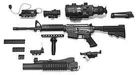 Colt M4 — Wikipédia