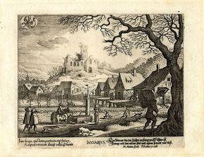 Merian-Aubry Monatsbilder G 1551 I 01 Januar