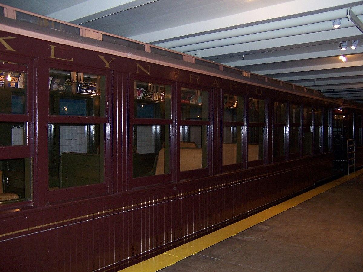 BU cars New York City Subway car  Wikipedia