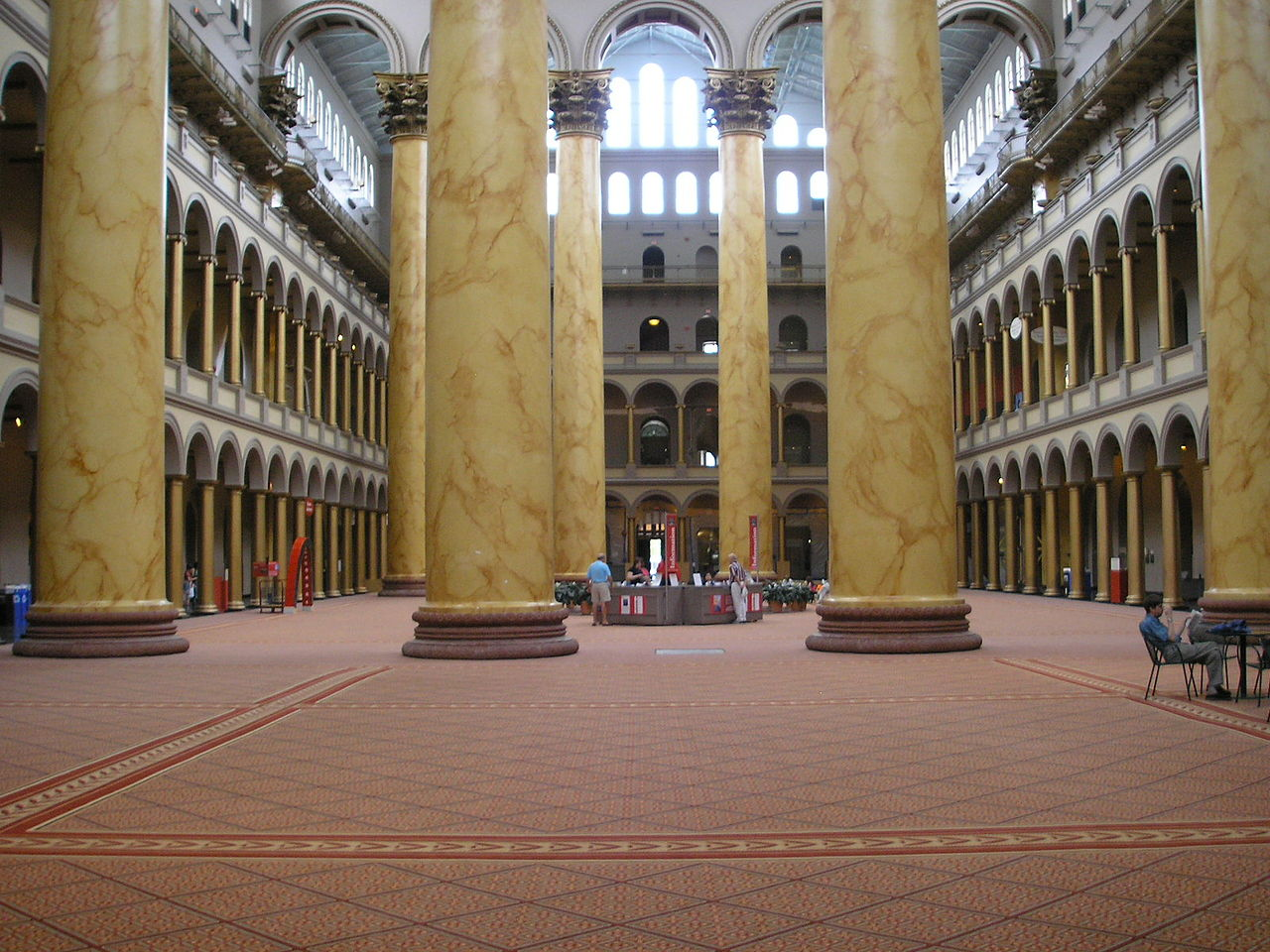 50 breathtaking photos of National Building Museum in