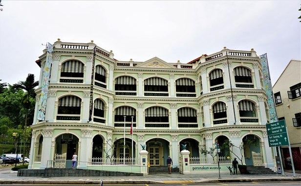 Peranakan Museum - www.joyofmuseums.com - exterior