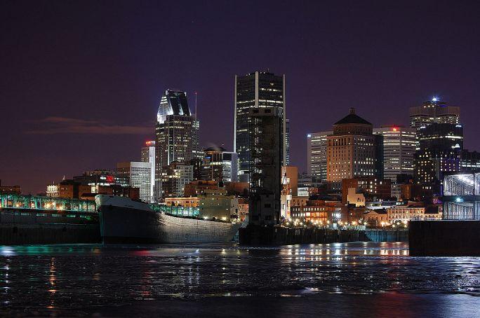 Port de Montréal - Port of Montreal