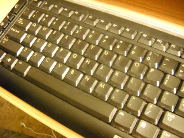 Wikipedia Computer Keyboard