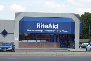 Self-made photo of the Rite Aid location in Sc...
