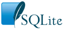 SQLite logo as of 2007-12-15