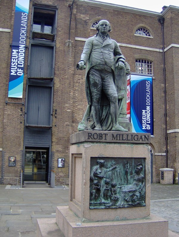 Museum Of London Docklands - Wikipedia