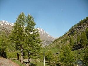 Valle Argentera - Piedmont - Italy Italiano: V...