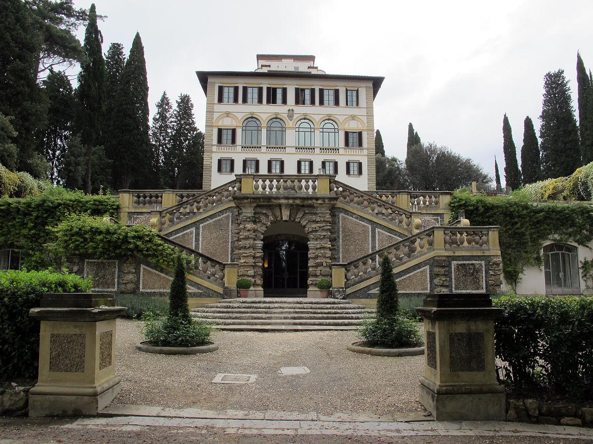 Villa Salviatino Maiano Wikipedia