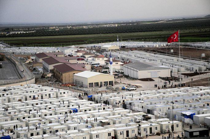 AFAD Kilis kampı