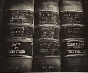 American law digests at the Law Society of Upp...