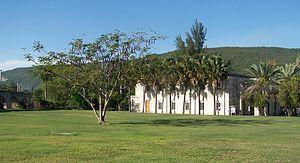 English: Chapel on Mona Campus of the Universi...
