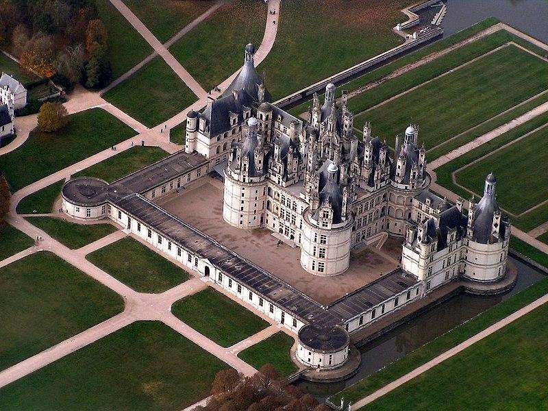 Château Chambord edit