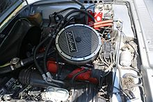 Amc Amx Wiring Harness Chevrolet Small Block Engine Wikipedia