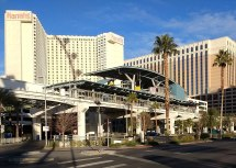LINQ Las Vegas Location