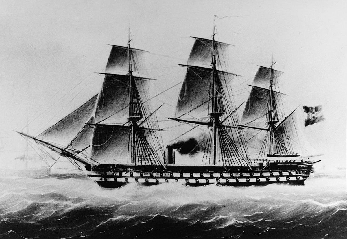 SMS Kaiser 1858  Wikipedia