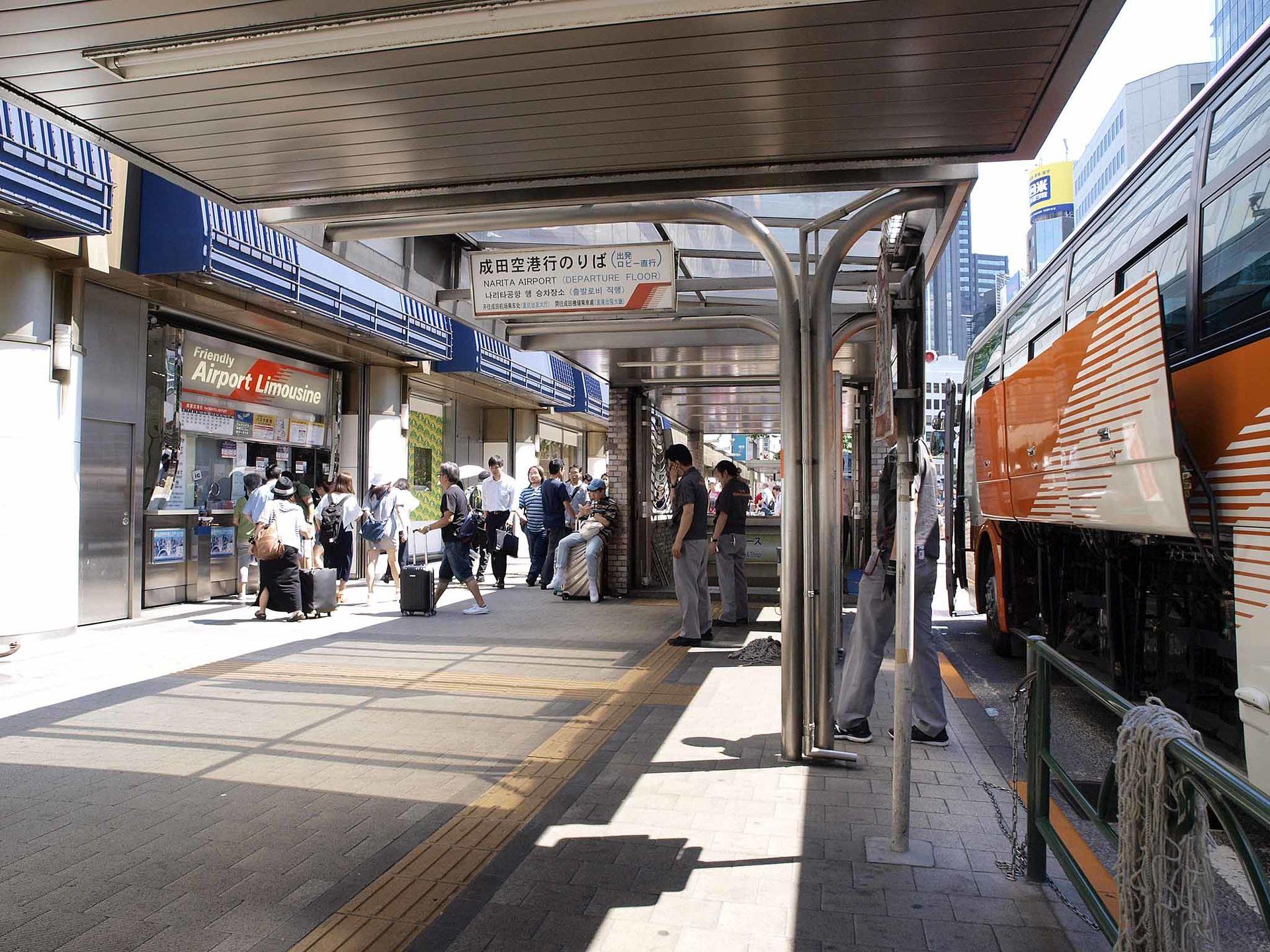利木津巴士新宿站西口24番疑問 #9164119