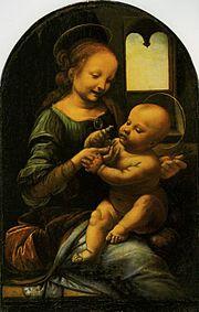 The Benois Madonna