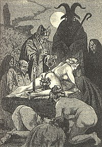 Liste Des Demons Les Plus Dangereux : liste, demons, dangereux, Magie, Noire, (surnaturel), Wikipédia