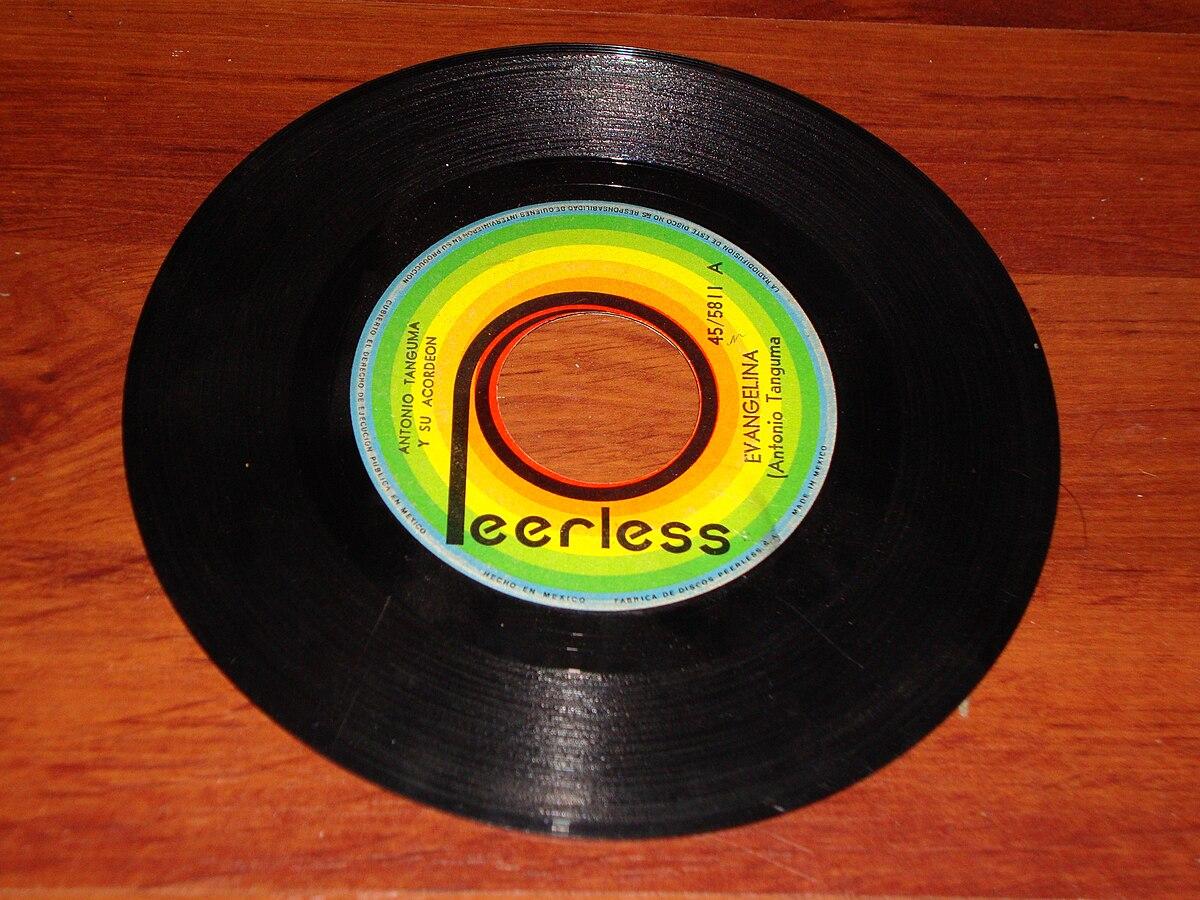 Discos Peerless  Wikipedia la enciclopedia libre