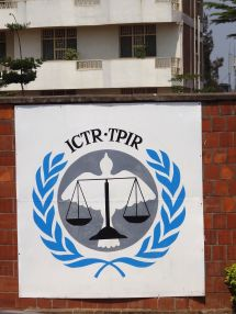 International Criminal Tribunal Rwanda - Wikipedia