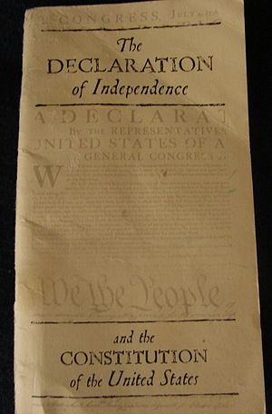 A pocket constitution