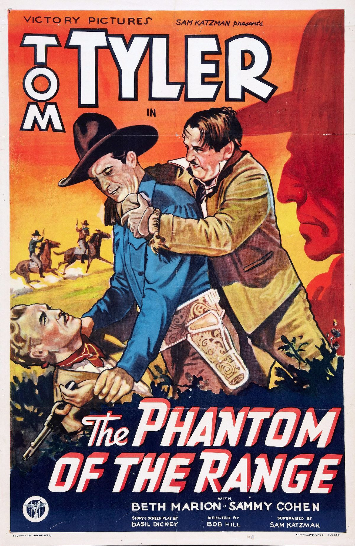 The Phantom of the Range  Wikipedia