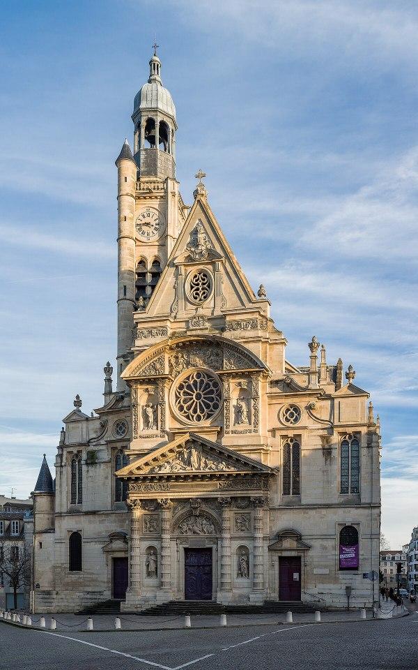 Saint-tienne-du-mont - Wikipedia