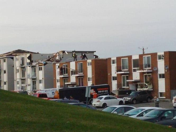 United States Canada Tornado Outbreak