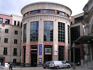 Traverse Theatre, Edinburgh
