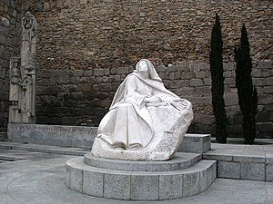 The Saint Teresa of Ávila, Ávila de los Caball...