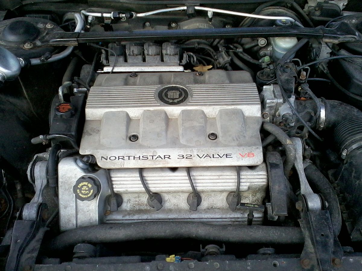 2003 cadillac cts engine diagram 2004 hyundai santa fe radio wiring northstar series - wikipedia