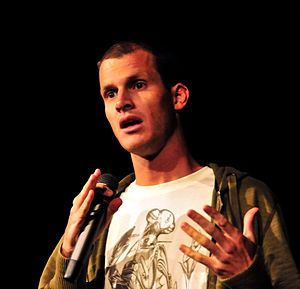 English: Daniel Tosh at Boston University
