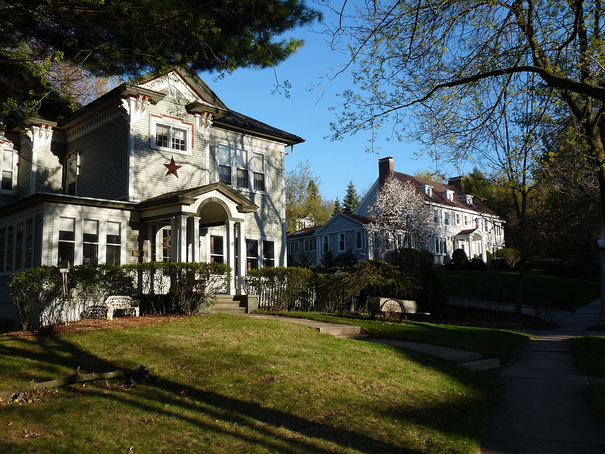 East Hill Residential Historic District  Wikipedia