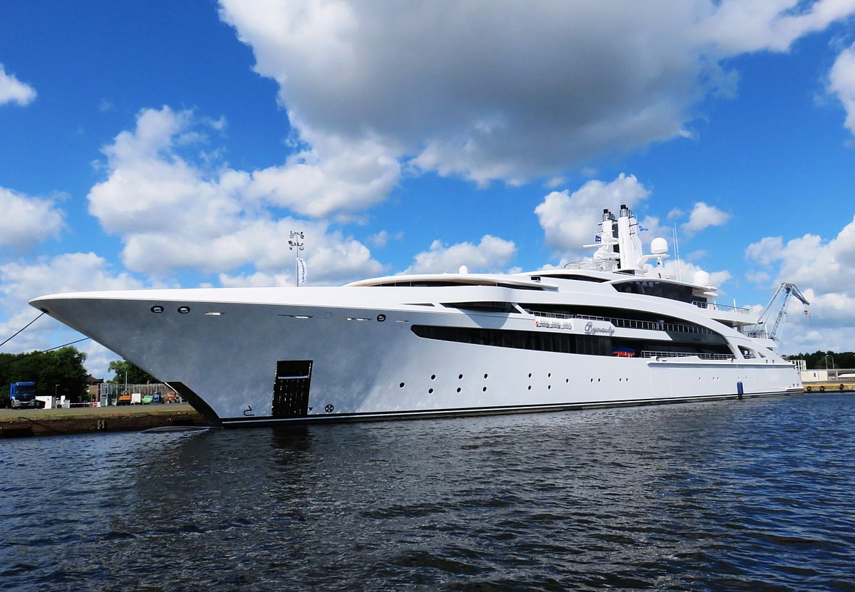 yacht owner