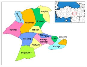 Malatya en Turquía