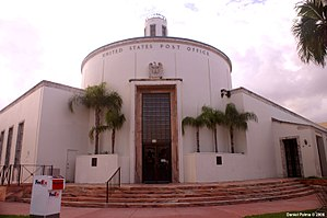 Miami Beach Post Office - Washington Avenue & ...