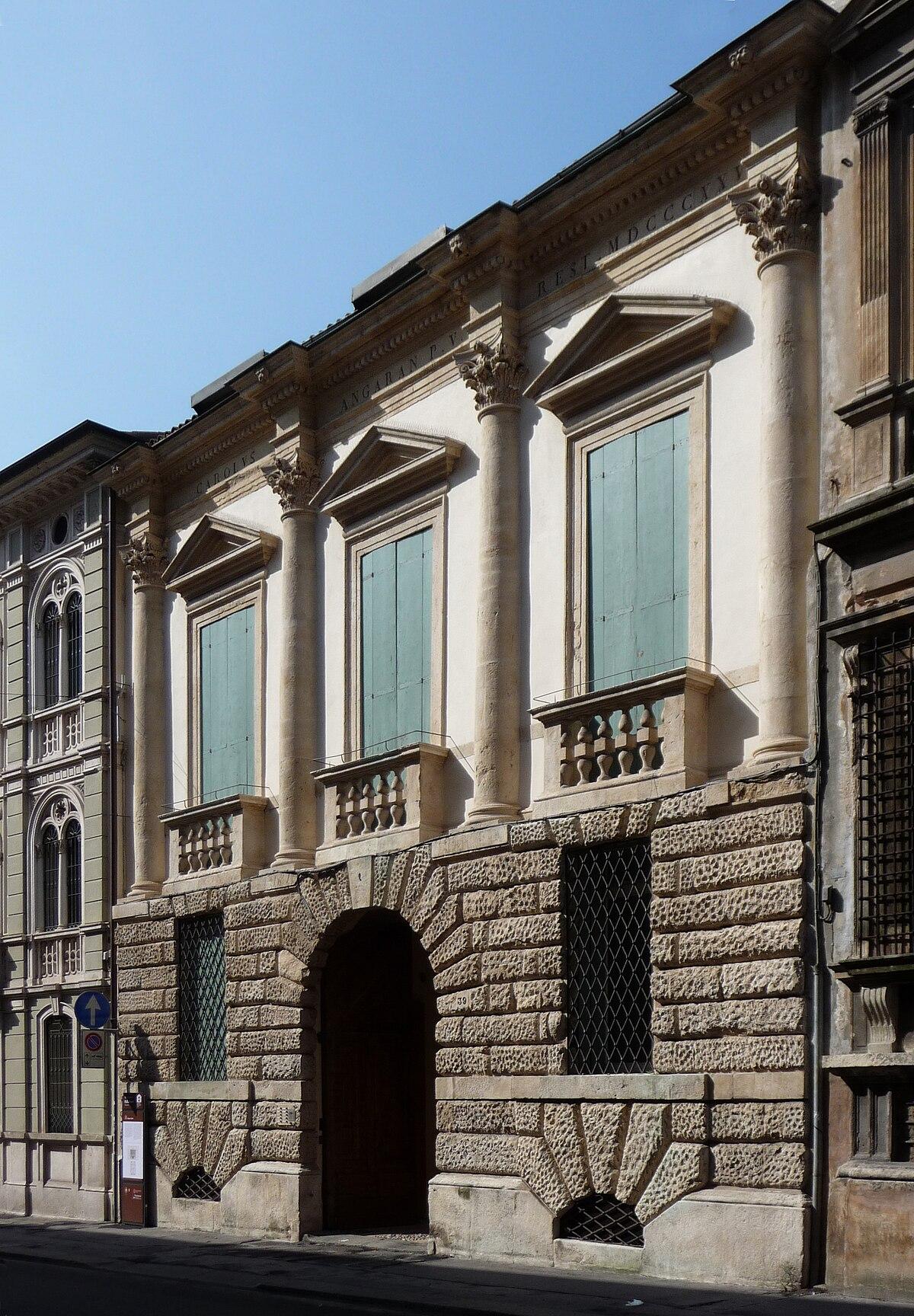 Palazzo Schio  Wikipedia