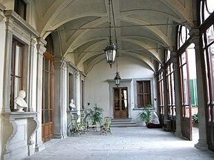 Palazzo Budini Gattai  Wikipedia